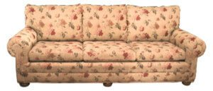 200 Series Country View Furniture Sofa Floral Pattern