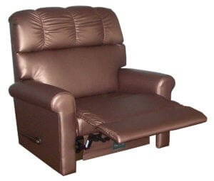Country View Furniture 300 Series Leather Recliner Chair