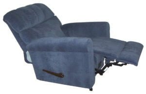 Country View Furniture 300 Series Recliner Chair Reclined
