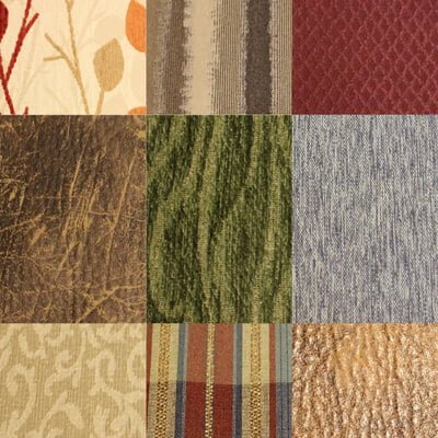 Country View Furniture Fabric Details