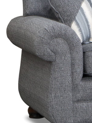 Country View Furniture Prarie Arm Front Couch Chair Love Seat Option